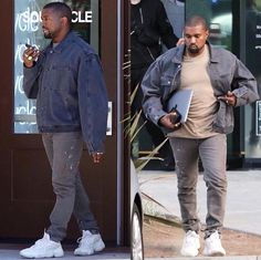 competitive price c1f97 b2af0 74 Best Yeezy 500 Outfits images | 90s fashion, Daily style ...