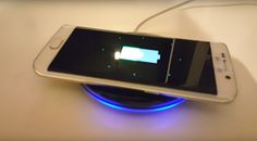Samsung Fast Wireless Charging Manual Tutorials http://bestvphones.blogspot.com/