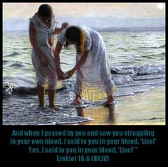 """Show Your Gratitude By Earnest   """"And when I passed by you and saw you struggling in your own blood,  I said to you in your blood, 'Live!' Yes, I said to you in your blood, 'Live!' """"  Ezekiel 16:6 (NKJV)    Saved one, consider gratefully this mandate of mercy. Note that this fiat of God is majestic. In our text, we perceive a sinner with nothing in him but sin, expecting nothing but wrath; but the eternal Lord passes by in his glory; he looks, he pauses, and he pronounces the solitary but…"""