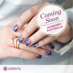 Do you live in ‪#‎NewZealand‬ or ‪#‎Australia‬?? Message me ASAP!! ‪#‎JamberryNails‬ is invading! This is absolutely a ground floor opportunity to join a company that is already successful in the US and Canada!  Jamberry is holding a no pressure informational webinar on Friday July 31 (New Zealand and Australia time). Message me for the webinar info! #jamberrynails #newzealand #australia ‪#‎bizopp‬ ‪#‎workathome‬ ‪#‎bestjobever‬ ‪#‎nailconsultant‬ ‪#‎webinar‬ ‪#‎nailart‬ ‪#‎nailenvy‬ ‪