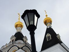 Lantern and the Dome's of the Church of Elizabeth by Andrew Barkhatov on 500px