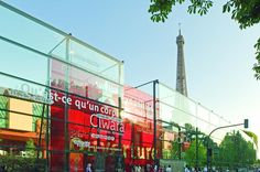 Musée du quai Branly features groundbreaking non-Western art with an aim to create an intercultural dialogue and officially recognise the importance of non-Western civilisations and heritages.  What will you see? Many exhibitions showing definitive artistic works coming from cultures in Africa, the Americas, Asia and Oceania.
