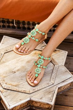 Mystique Sandals Spring/Summer Lookbook
