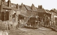 Dickens's Victorian London, 19th-century Photographs