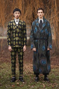 Alexander McQueen Autumn/Winter 2017 Menswear