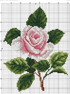 Newest No Cost Cross Stitch rose Strategies Given that For a nice and cross stitching considering I'd been her We sometimes suppose that by now discove Counted Cross Stitch Patterns, Cross Stitch Designs, Cross Stitch Embroidery, Hand Embroidery, Cross Stitch Rose, Cross Stitch Flowers, Modern Cross Stitch, Cross Stitching, Charts