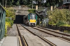 THE MINISTER PLUS PLATFORM 10 AND THE PHOENIX PARK RAILWAY TUNNEL [NOT FORGETTING IRISH RAIL STAFF] REF-107145 | by infomatique