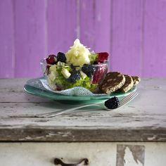 Brombeer-Käse-Salat Rezept | LECKER