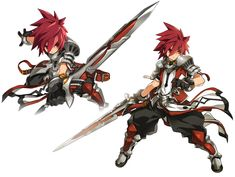 Lord Knight from Elsword