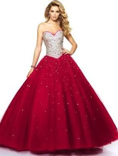 red wedding dresses - Google Search