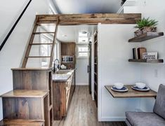 Micro maisons sur roues minimaliste minimaliste le for Micromaisons minimaliste