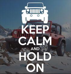 Keep Calm Vinyl Sticker Decal 4X4 Jeep Cherokee Patriot Wrangler CJ TJ Off Road