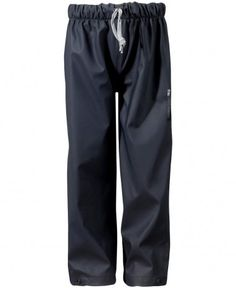 Didrikson's Midjeman waterproof trousers are waterproof and windproof with all seams welded. These waterproof pants have an elasticated waist which can be adjusted with a drawcord and popper fastenings at the ankle to adjust the leg width. Seam Welding, Waterproof Rain Jacket, Outdoor Wear, Trousers, Sweatpants, Legs, Navy, How To Wear, Jackets
