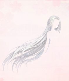 Body Reference Drawing, Hair Reference, How To Draw Anime Hair, Drawing Hair Tutorial, Pelo Anime, Long Gray Hair, Girls With Black Hair, Hair Sketch, Art Drawings For Kids