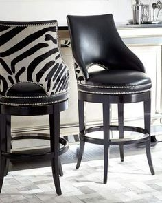 Shop Inga Hairhide Barstool from Ambella at Horchow, where you'll find new lower shipping on hundreds of home furnishings and gifts.