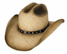 22efa4a8dd006 Bullhide OK Corral Run A Muck Collection Straw Hat