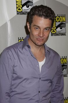 James Marsters (Spike from Buffy) is there ever a moment when he's NOT hot??