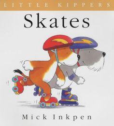 Skates - Mick Inkpen - Review - Skating animals