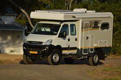 Iveco 4x4 Camper