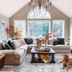 Farmhouse living room decor ideas that you can incorporate in your own home