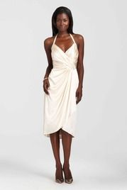 Milly Rouched Halter Dress - New Arrivals at Suzi Chin Maggy Boutique
