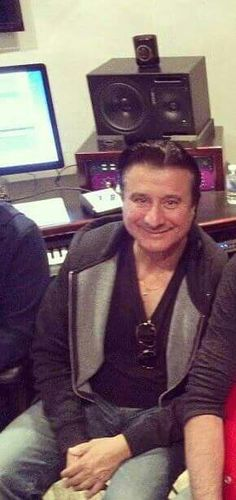 Steve Perry - former Lead and Front Man for Journey.