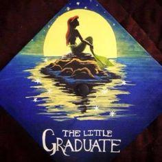 15 Graduation Cap Decorating Ideas For Every Disney Fan