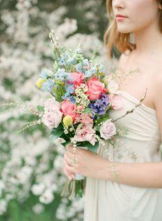 Summer bouquet inspiration – Laura Nelson Photography