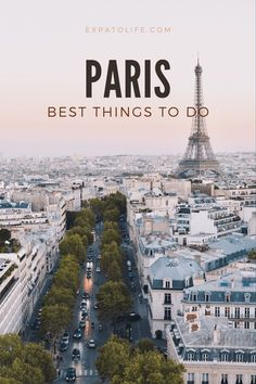 What to do in Paris, France? Read this Paris travel guide for the best things to see and do in Paris. You'll also know what to eat in Paris, where to stay and Paris travel tips. Don't forget to add these must-do activities to your Paris bucket list. #Paris #Europe Paris Travel Guide, Europe Travel Tips, Travel Destinations, Travel Articles, Travel Goals, European Travel, Travel Guides, Beautiful Places To Visit, Cool Places To Visit