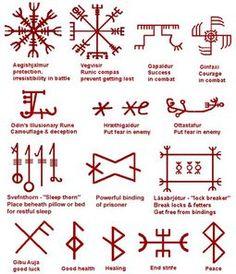 Rune Warrior Talismans