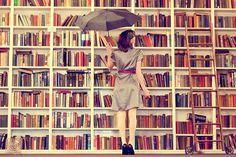books,bookshelf,bookshelves,ladder,reading,umbrella-1d926cd7cacd6bda606498d71635552c_h.jpg (500×333)