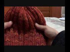 cappello unisex ai ferri per principianti