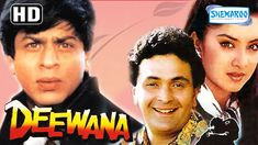 Deewana(HD) - Shahrukh Khan - Rishi Kapoor - Divya Bharti - Amrish Puri - 90s Popular Movie Kajal is an excellent and gifted young lady who enjoys listening to songs and loves dancing. She enjoys going to different shows. At one of the shows she meet Ravi a well known artist. Both fall head over heels in love with each other and they soon get hitched. Kajal moves to Ravi's parental house and is all welcome as a lady of the hour there. Soon her marriage life goes over the board when Ravi's…