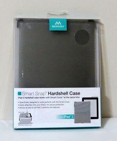 smart snap hardshell case merkury for ipad 2