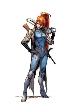 Marvel Zombies Ant-Size variant cover - Elsa Bloodstone by Jerome Opena * Comic Book Characters, Marvel Characters, Comic Character, Comic Books Art, Fantasy Characters, Female Characters, Character Design, Marvel Comic Universe, Comics Universe
