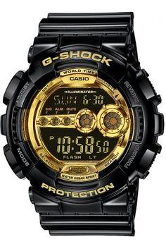 New #Casio #GShock on #Timefy !