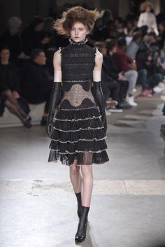 Alexander McQueen Paris Fashion Week; RTW Fall 2015