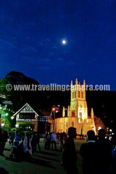 Shimla - Summer Capital of India, during per-independence era...