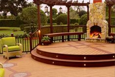 Deck design ideas with most popular diy makeovers and best building materials.