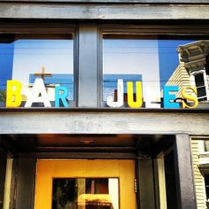 Name: Bar Jules | Neighborhood: Hayes Valley | Type: Restaurant | Great for: Brunch or Dinner | Environment: Classy | Price Point: $$$
