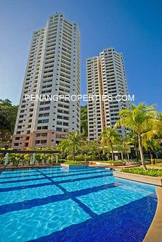 Miami green Condominium Penang
