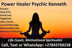 Spiritualist Angel Psychic Channel Guide Healer Kenneth® (Business Opportunities - Other Business Ads) Psychic Chat, Love Psychic, Online Psychic, White Magic Love Spells, Easy Love Spells, Magic Spells, Spiritual Healer, Spiritual Guidance, Marriage Prayer