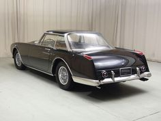 1962-1964 Facel Vega II (rear)