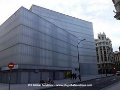 PFC Global Solutions: fachada mercado Barceló