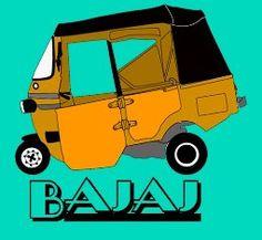 Super Bajaj The Future Public Transport At Jakarta