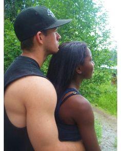 #love #romance #relationship #goals #couple #cutecouple #interracialcouple #interracialromance #interracialdating #interracialmarriage #blackgirlwhiteguy #wgbg #smile #beautiful #pretty  #naturalhair #hug #photoshoot #life #loveisblind #infinitelove