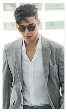 ParkSeoJoon ~ He's so handsome! Hot Korean Guys, Korean Men, Asian Men, Asian Guys, Asian Actors, Korean Actors, Korean Dramas, Korean Celebrities, Celebs
