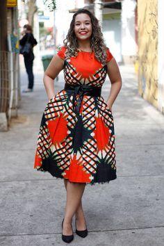 Afer est une marque brésilienne basée à Sao Paulo. Elle propose des vêtements pour femmes chic et stylés, dans l'air du temps. Si vous nous parlons de cette marque aujourd'hui, c'est pour vous faire découvrir sa collecton «L'Afrique c'est chic», réalisée avec des imprimés wax, batik. Eh oui ! les imprimés africains sont bien dans ...