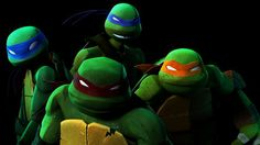 TMNT Game Based on Nickelodeon Show Revealed - IGN