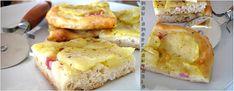 Pizza con le patate rimessa in... forno!
